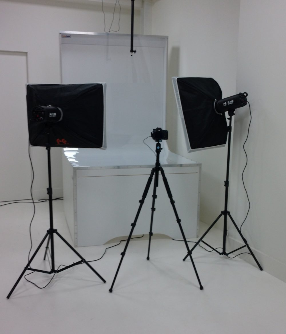 FotoCube Opnametafel XL